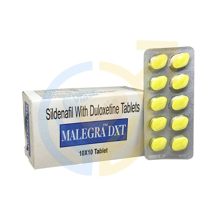 Malegra DXT, Mens Health