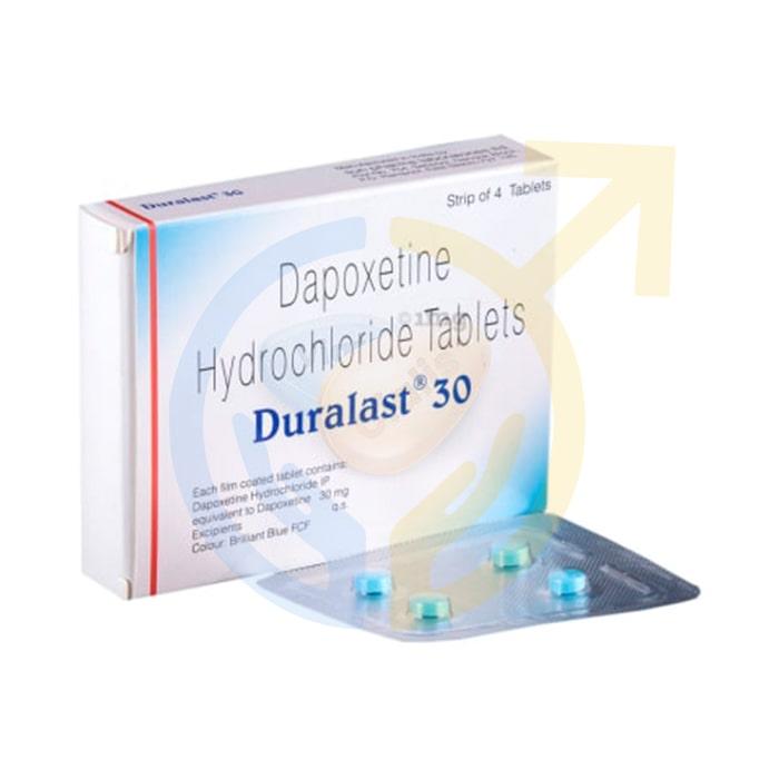 Duralast 30, Duralast 30 mg