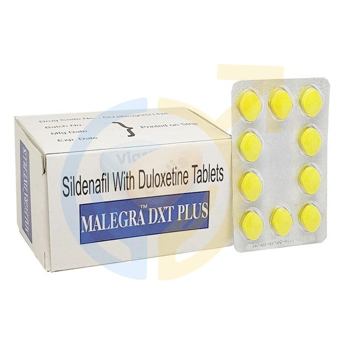 Malegra DXT Plus, Mens Health