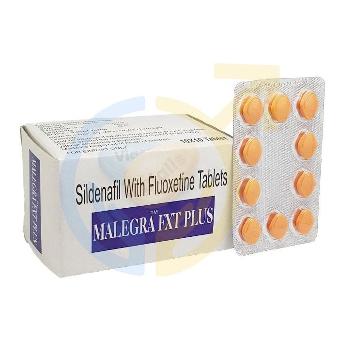 Malegra FXT Plus, Mens Health