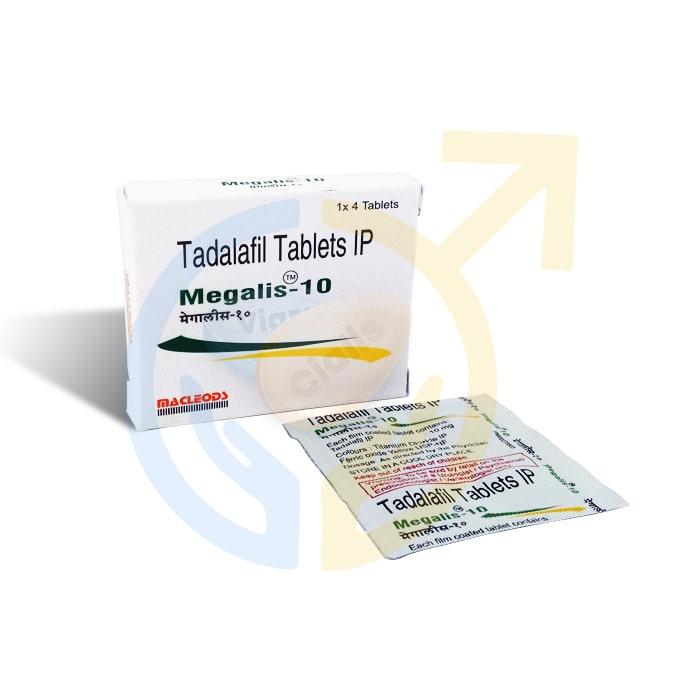 alldayplus, megalis 10, megalis 10mg, tadalafil 10 mg