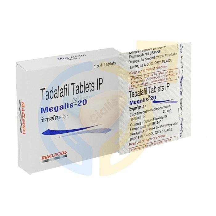 alldayplus, megalis 20, megalis, megalis 20mg, tadalafil 20 mg