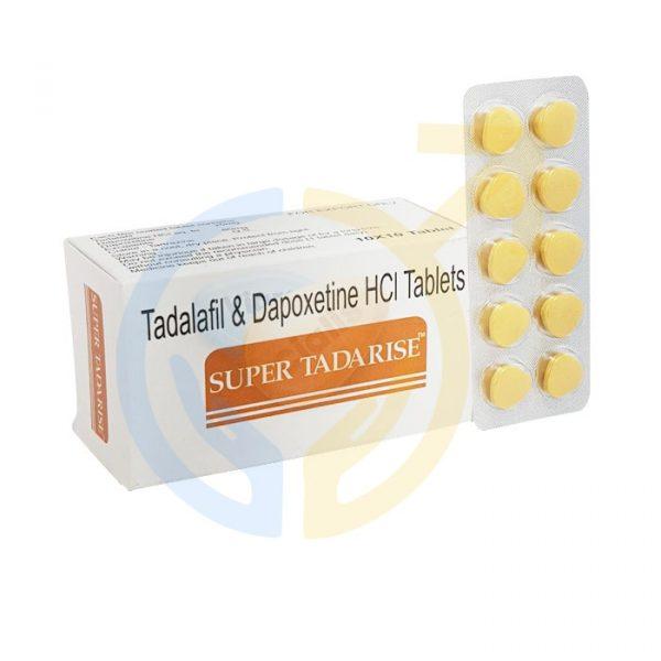 Super Tadarise | Super Tadalafil HCL tablets | ED pills