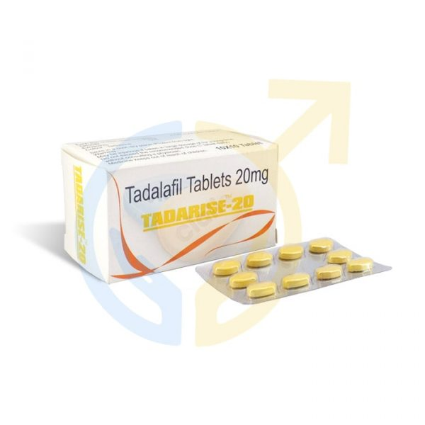 Online Tadarise 20mg | Tadalafil