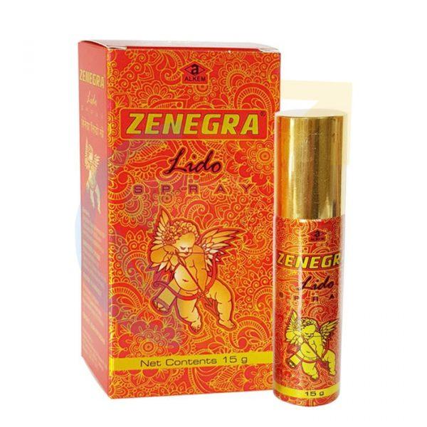 Zenegra Lido Spray