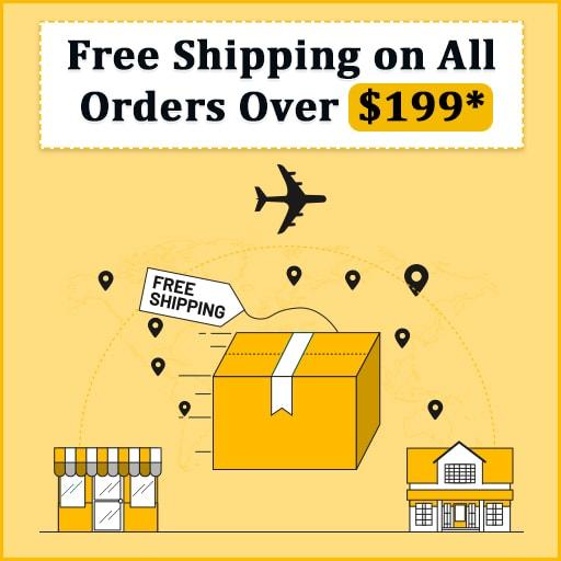 Free Shipping, Alldayplus