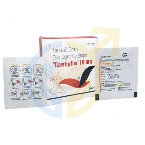 Tastylia 10 mg | Tadalafil 10mg