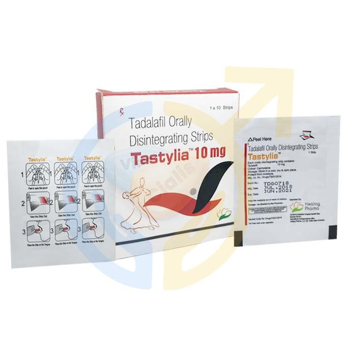 Tastylia 10 mg   Tadalafil 10mg